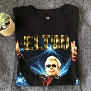 Elton John | Rocket Man Tour 2011 Graphic Tee